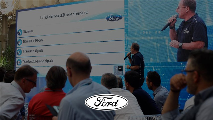FORD Go Further - FIESTA